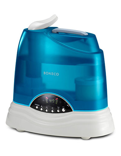Boneco Air O Swiss 7135 Digital Warm and Cool Mist Ultrasonic-BLUE-One Size 76888171_BLUE_One Size