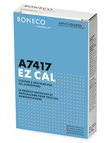 Boneco Air O Swiss 7417 Ezcal Cleaner And Descaler-NO COLOUR-One Size