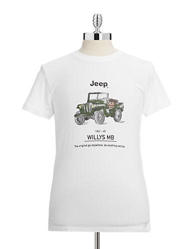 Jeep Graphic Car Tee-WHITE-Medium 87920960_WHITE_Medium