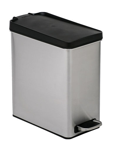 Simplehuman Profile Step Waste Can-STAINLESS STEEL-10