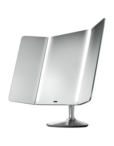 Simplehuman Sensor Mirror Pro Wide-View-SILVER-One Size