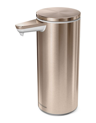 Simplehuman Sensor Soap Pump-GOLD-One Size
