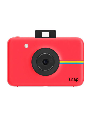 Polaroid SNAP 10-Megapixel Digital Camera-RED-One Size