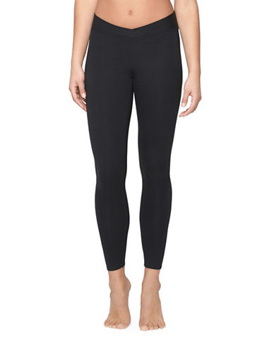 Yummie By Heather Thomson Hannah Leggings-BLACK-Small 88601361_BLACK_Small