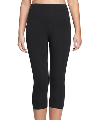 Yummie By Heather Thomson Jocelyn Capri-BLACK-X-Small 88601395_BLACK_X-Small