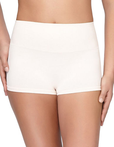 Yummie By Heather Thomson Sam Boyshort-NUDE-Small/Medium