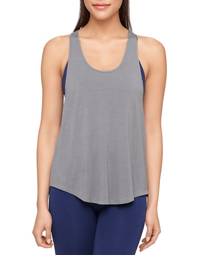 Yummie By Heather Thomson Nadia Tank-GREY-Large 88601298_GREY_Large