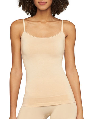 Yummie By Heather Thomson Seamless Convertible Camisole-FRAPPE-Large/X-Large