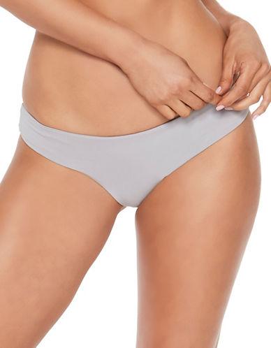 L Space Pixie Bikini Bottom-FOG GREY-Large