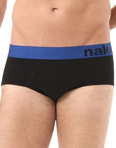 Naked Tencel Brief-BLACK-Medium 87646026_BLACK_Medium