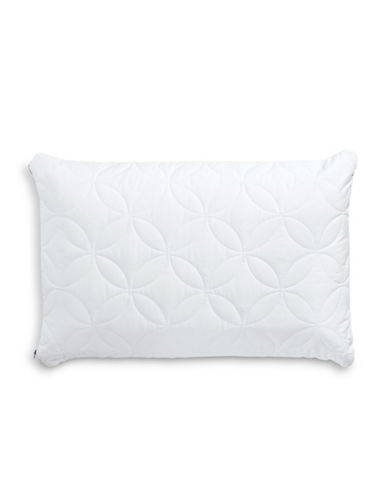 Tempur-Pedic TEMPUR-Cloud Soft and Lofty All Sleep Type Pillow-WHITE-Queen