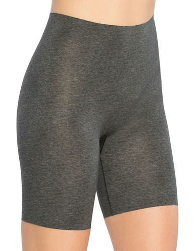 Spanx Thinstincts Targeted Shorts-CHARCOAL-Medium