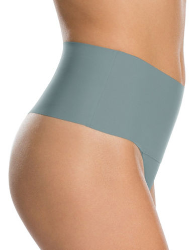 Spanx Undie-tectable Thong-INK BLUE-Small
