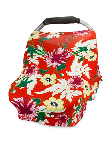 Carseat Canopy Avery Stretch Car Seat Cover-MULTI-One Size