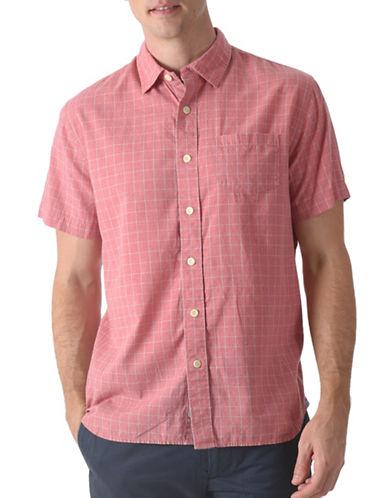 Grayers Stalham Poplin Shirt-PINK-Medium