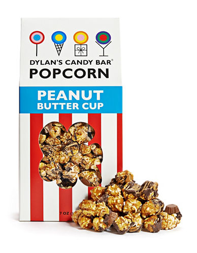 DylanS Candy Bar Peanut Butter Cup Popcorn-NO COLOR-One Size