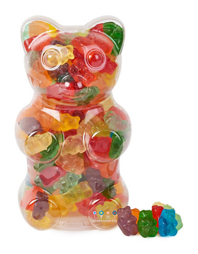 Dylan'S Candy Bar Gummy Bear Bank-NO COLOR-One Size