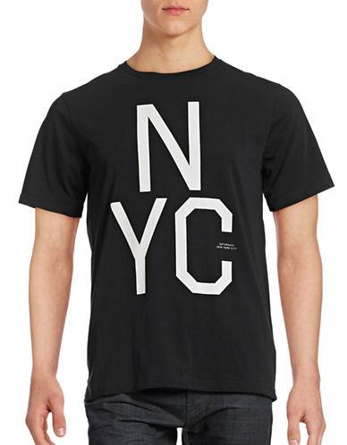 Saturdays Surf Slab NYC T-Shirt-BLACK-X-Small 88612864_BLACK_X-Small