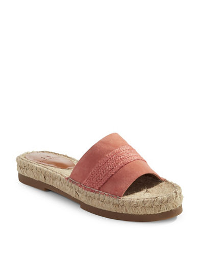 H Halston Betty Espadrille Sandals-ORANGE-8