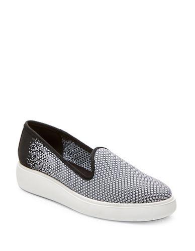 Imnyc Isaac Mizrahi Kimberly Sneakers-BLACK/WHITE-9 88986137_BLACK/WHITE_9