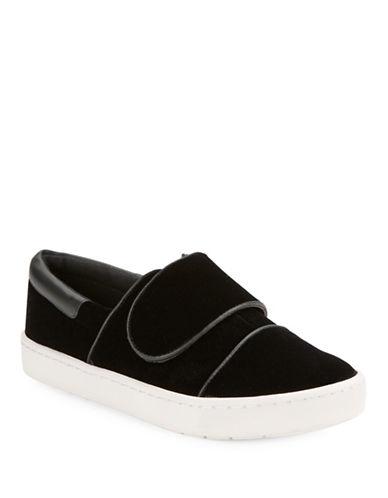 Imnyc Isaac Mizrahi Marion Velvet Sneakers-BLACK VELVET-6.5 88717899_BLACK VELVET_6.5