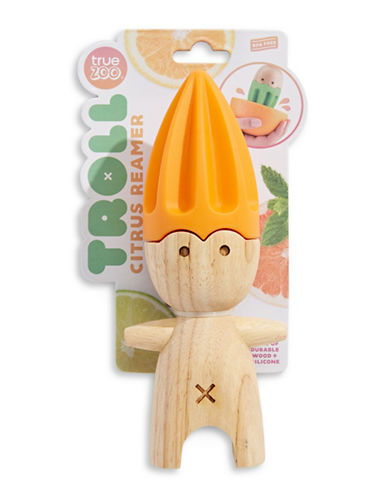 Truezoo Troll Citrus Reamer-ORANGE-One Size