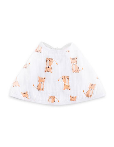 Aden By Aden And Anais Aden Tiger Print Burpy Bib-ASSORTED-One Size