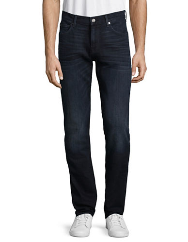 7 For All Mankind Perform Slimmy Jeans-BLUE-33