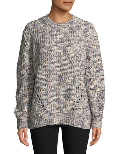 Rails Kaleidoscope Wool-Blend Sweater-MULTI-COLOURED-Medium