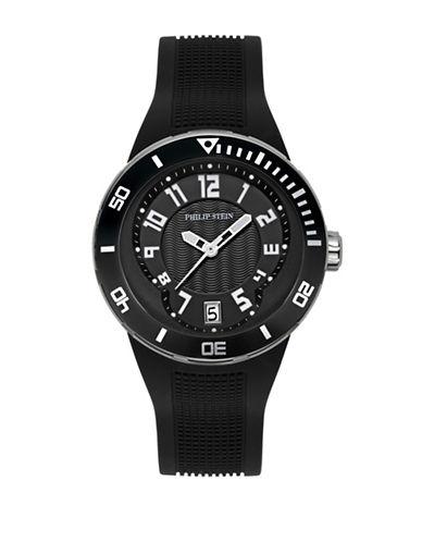 Philip Stein Active Extreme Analog Watch-BLACK-One Size