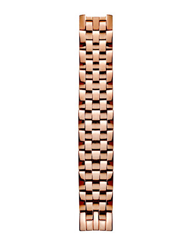 Philip Stein Goldtone Stainless Steel Link Bracelet-ROSE GOLD-One Size