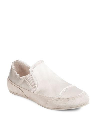 Pedro Garcia Paulina Slip-On Sneakers-BEIGE-EUR 37/US 7
