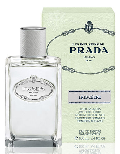 Prada Infusion Iris Cedre Eau de Parfum-NO COLOUR-100 ml