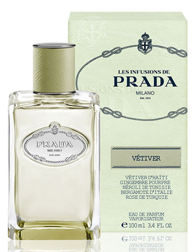 Prada Vetiver Eau de Parfum Spray-NO COLOUR-100 ml