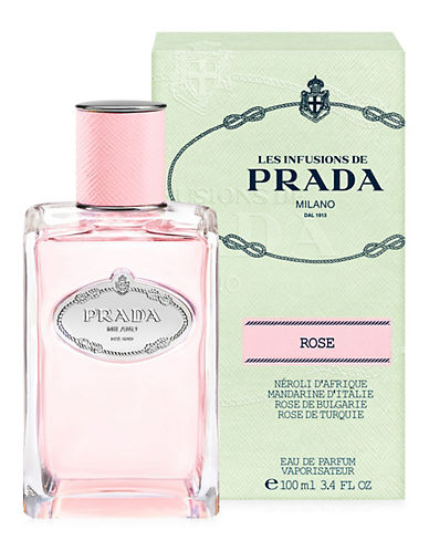 Prada Les Infusion de Prada Rose Eau de Parfum Spray-0-100 ml