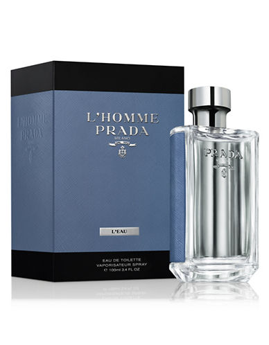 Prada LHomme Prada Leau Eau de Toilette-NO COLOR-100 ml