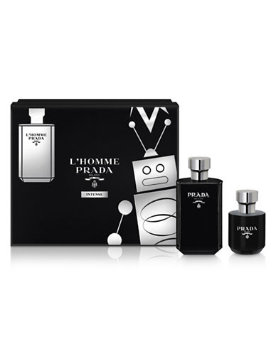 Prada L Homme Prada Intense Holiday Gift Set-0-One Size