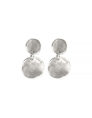 Uno De 50 Scales Earring-SILVER-One Size