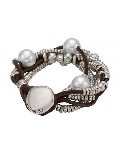 Uno De 50 Orion Bracelet-SILVER-Medium