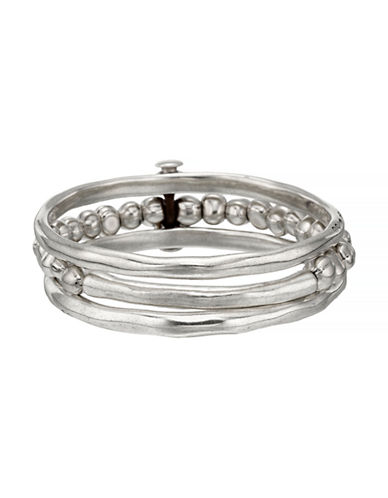 Uno De 50 Another Round Bracelet-SILVER-One Size