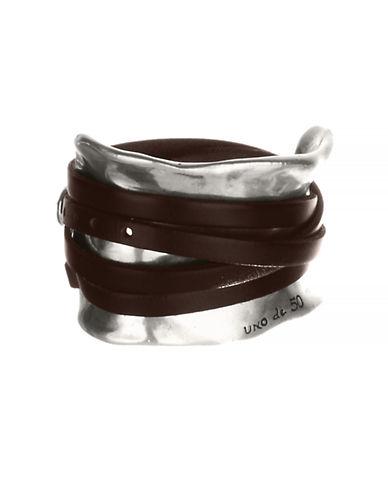 Uno De 50 Ibiza  Bracelet-BROWN-Medium