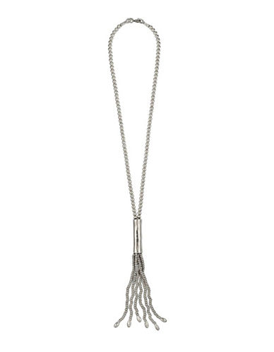 Uno De 50 Jellyfish Sterling Silver Necklace-SILVER-One Size