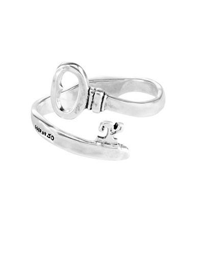 Uno De 50 Ya Ves De Vuelta Cuff Bracelet-SILVER-One Size