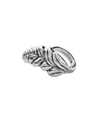 Uno De 50 Espiga Silver Ring-SILVER-One Size