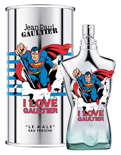 Jean Paul Gaultier Le Male Eau Fraiche Superman Spray-0-125 ml