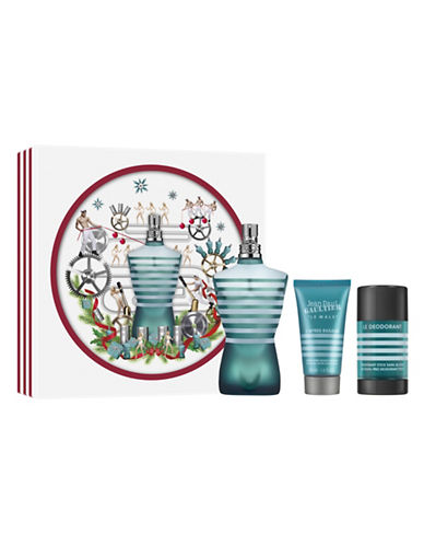 Jean Paul Gaultier Le Mâle Holiday Gift Three-Piece Set-0-One Size