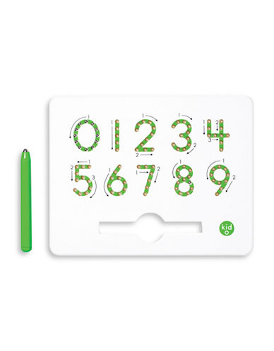 Kido Magnatab Numbers-NO COLOUR-One Size