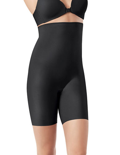 Spanx Slimplicity High Waisted Shaper-BLACK-Small