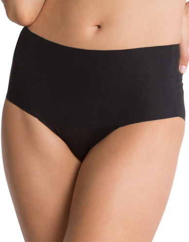 Spanx Undie-tectable Brief-BLACK-Small