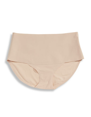 Spanx Undie-tectable Brief-SOFT NUDE-Large